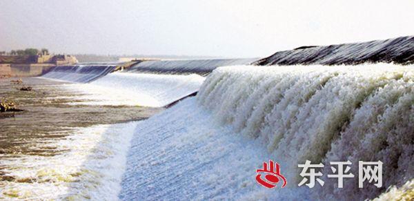东平戴村坝景区