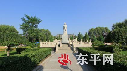 罗贯中纪念馆