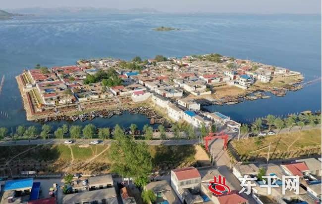 东平湖畔小渔村,好风景带来好日子