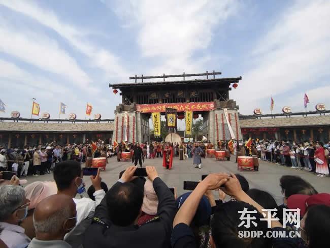 东平湖文旅集团多措并举激活春季旅游市场